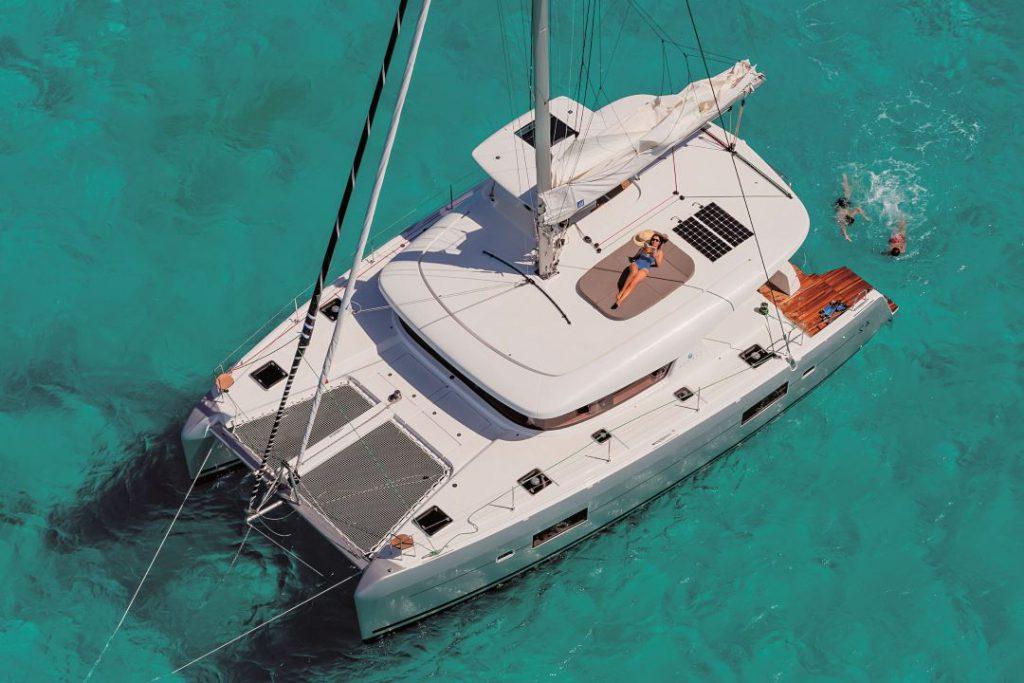 Noleggio Catamarano Lagoon 42