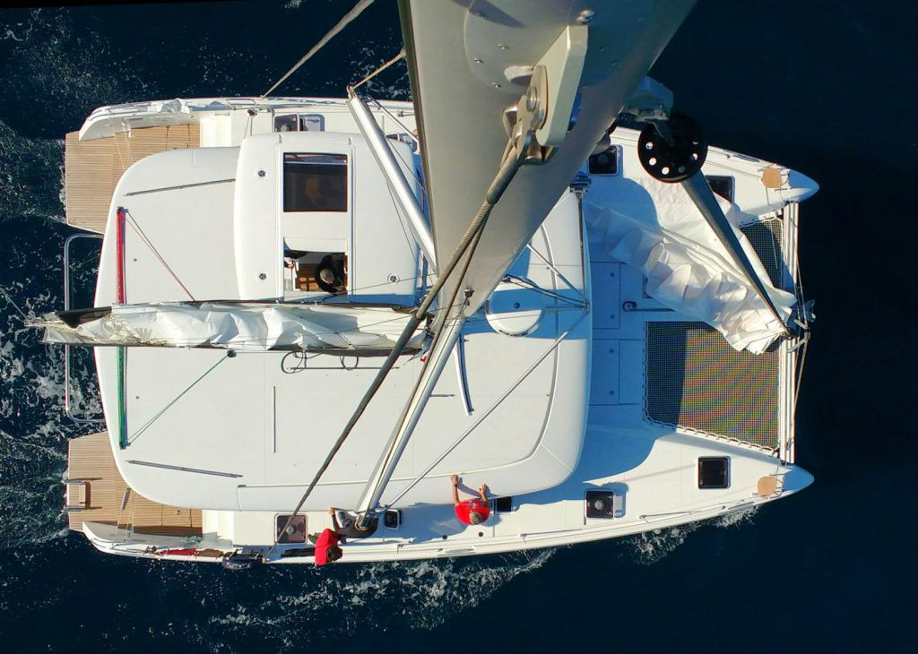 Catamarano Lagoon 42