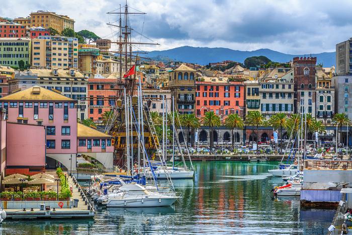 Boat & Breakfast Genova
