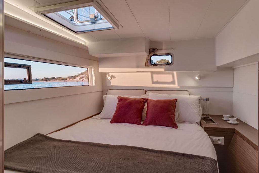 vacanze in catamarano Lagoon 40 cabine