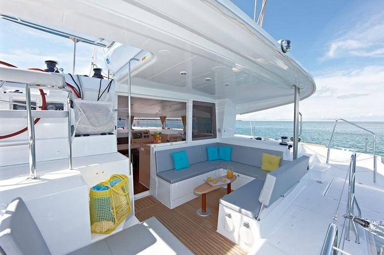vacanze in catamarano lagoon 400