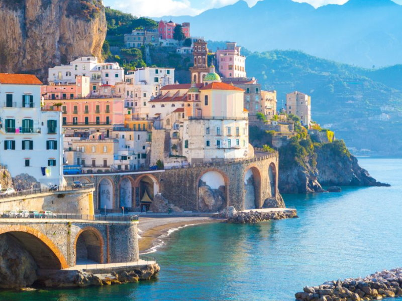 Vacanze in catamarano in Costiera Amalfitana