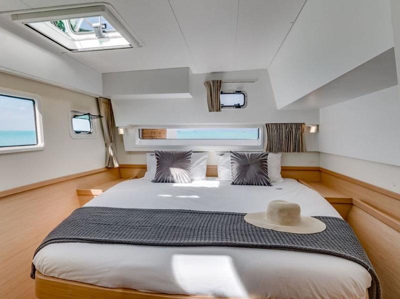 Lagoon 42 cabine